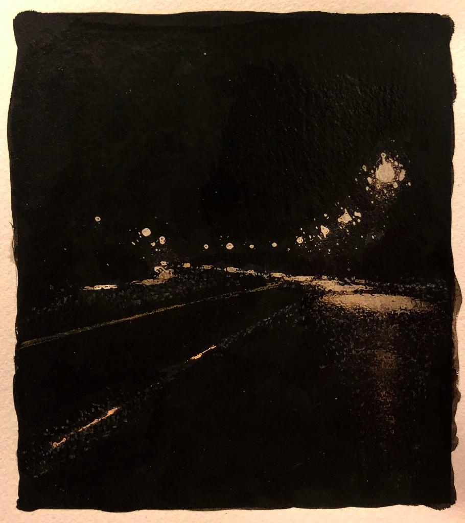 Rt 7, asphalt